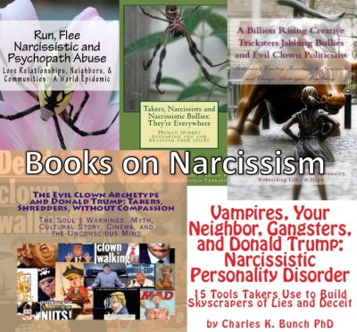 7 Books on Knowing Narcissists and Defending Yourself Against Abuse